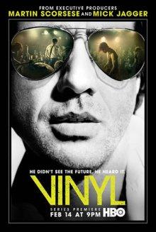 Cover von Vinyl (Serie)