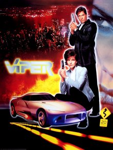 Cover der TV-Serie Viper