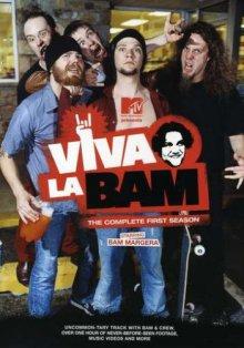 Cover von Viva la Bam (Serie)