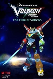 Cover von Voltron: Legendärer Verteidiger (Serie)