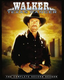 Cover von Walker, Texas Ranger (Serie)