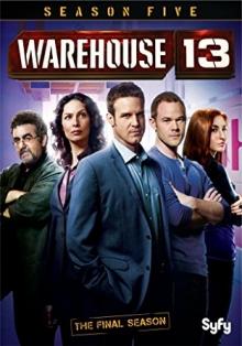 Cover von Warehouse 13 (Serie)