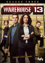 Warehouse 13 Serien Cover