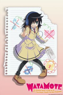 Cover der TV-Serie WataMote