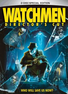 Cover der TV-Serie Watchmen
