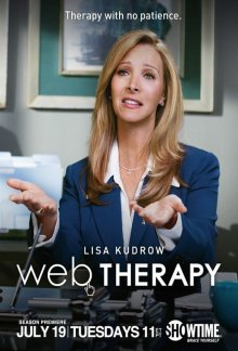 Cover der TV-Serie Web Therapy