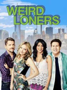 Cover der TV-Serie Weird Loners