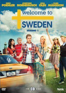 Cover der TV-Serie Welcome to Sweden