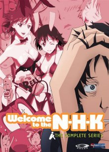 Cover der TV-Serie Welcome to the N.H.K.