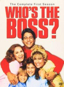 Cover von Wer ist hier der Boss? (Serie)