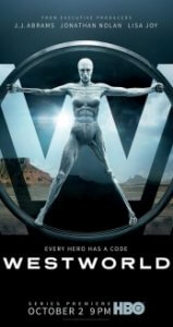 Cover der TV-Serie Westworld