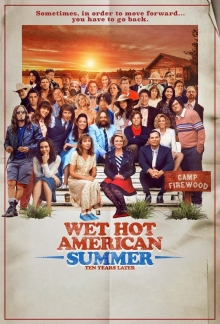 Cover von Wet Hot American Summer: Zehn Jahre später (Serie)