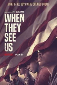 Cover When They See Us, When They See Us