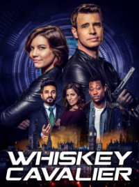 Cover Whiskey Cavalier, Poster Whiskey Cavalier