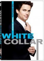 White Collar Serien Cover