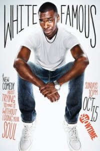 White Famous Serien Cover