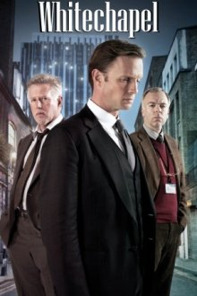 Cover der TV-Serie Whitechapel