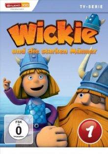 Cover von Wickie und die starken Männer 2014 (Serie)