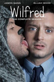 Cover der TV-Serie Wilfred