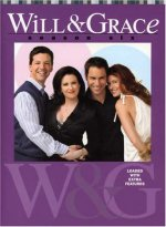 Will & Grace Serien Cover
