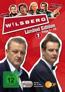 Cover der TV-Serie Wilsberg