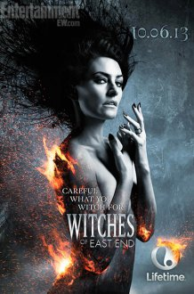 Cover der TV-Serie Witches of East End