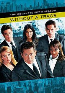 Cover der TV-Serie Without A Trace - Spurlos verschwunden