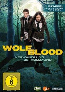 Cover von Wolfblood – Verwandlung bei Vollmond (Serie)