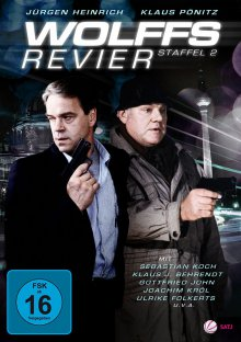 Cover der TV-Serie Wolffs Revier