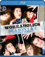 Workaholics Serien Cover
