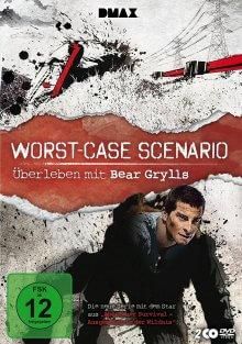 Cover von Worst-Case Scenario – Überleben mit Bear Grylls (Serie)
