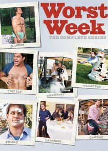 Cover der TV-Serie Worst Week
