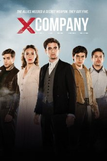 Cover der TV-Serie X Company