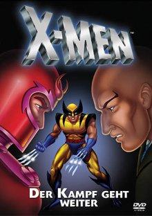 Cover von X-Men: Es geht weiter (Serie)