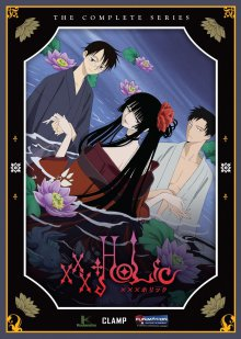 Cover von XxxHOLiC (Serie)