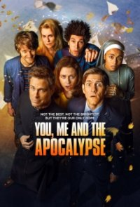 You, Me and the Apocalypse Serien Cover