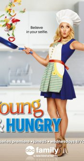 Cover von Young and Hungry (Serie)