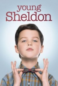 Young Sheldon Serien Cover