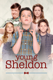 Young Sheldon, Cover, HD, Serien Stream, ganze Folge
