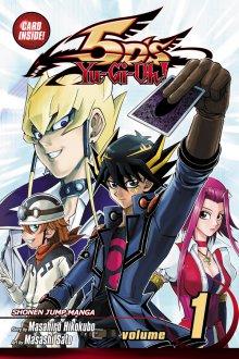 Cover von Yu-Gi-Oh! 5D's (Serie)