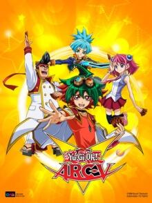 Cover von Yu-Gi-Oh! Arc-V (Serie)