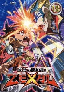 Cover von Yu-Gi-Oh! Zexal (Serie)