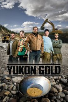 Yukon Gold Serien Cover