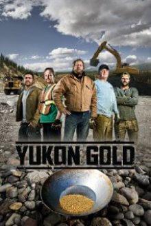Cover von Yukon Gold (Serie)