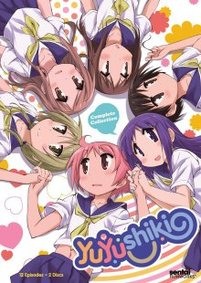 Cover der TV-Serie Yuyushiki