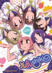 Cover von Yuyushiki (Serie)