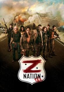 Cover von Z Nation (Serie)