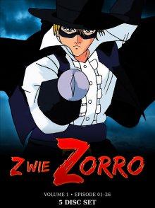 Cover von Z wie Zorro (Serie)