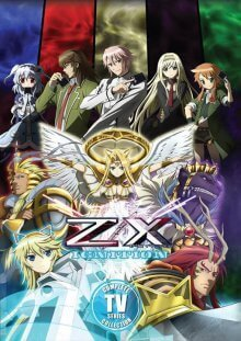 Cover von Z/X: Ignition (Serie)