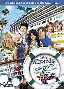 Cover von Zack & Cody an Bord (Serie)